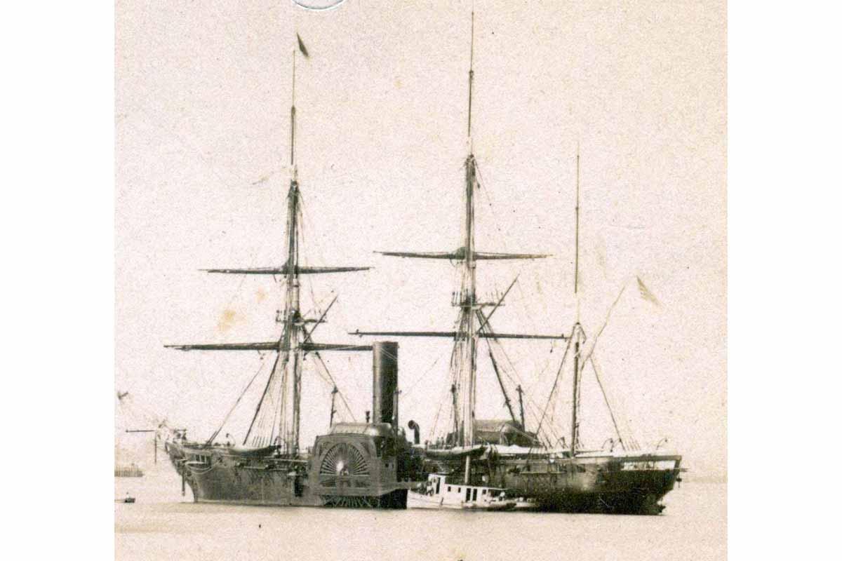 サスケハナ(USS Susquehanna)