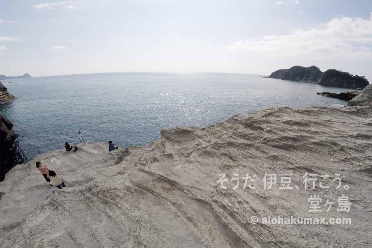 崖上の探索 その1