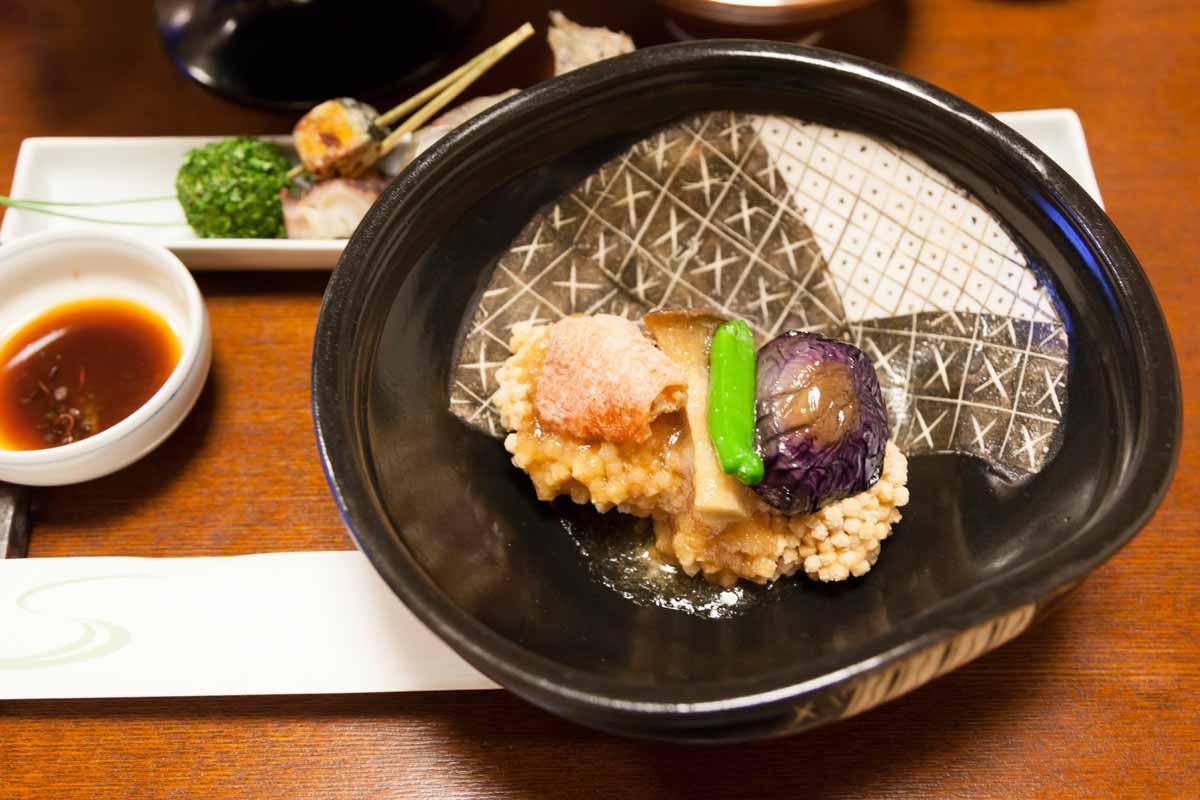 夕食 (金目鯛)