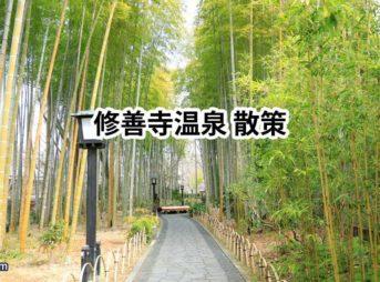 修善寺温泉 散策