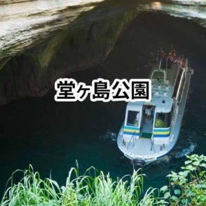 崖上の散策と遊覧船がおすすめ!堂ヶ島公園 / 西伊豆町