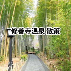 修善寺温泉街をお散歩しよう!風情ある桂川沿いが楽しい / 伊豆市